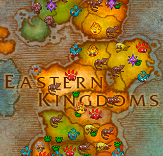 Battle Pet leveling 1-25 Alliance